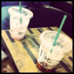 Photo taken at Starbucks by Laura K. on 3/25/2012