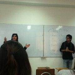 Photo taken at Universidad Santo Tomas by Gabii P. on 6/27/2012