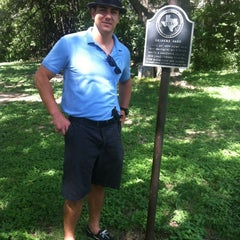 Photo taken at Seiders Springs Park by Adam S. on 7/25/2012