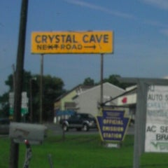 Photo taken at Crystal Cave by Shana S. on 8/13/2012