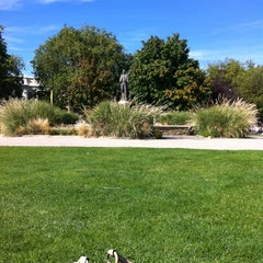 Photo taken at Imperial Gardens by Chris H. on 9/8/2012