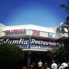 Photo taken at Columbia Restaurant by Rachel C. on 4/10/2012