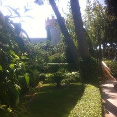 Photo taken at Castillo Hotel Son Vida by Roger S. on 6/1/2012
