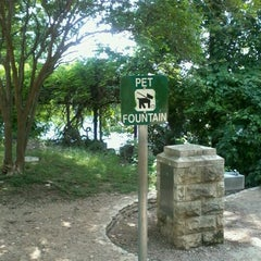 Photo taken at Lady Bird Lake Trail by Christina T. on 4/9/2012