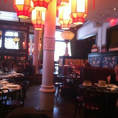 Photo taken at Chinatown Brasserie by Sergey M. on 6/12/2012