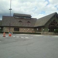 Photo taken at Pembroke Travel Plaza by Brian M. on 6/25/2012