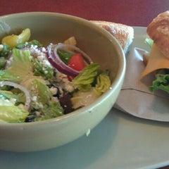 Photo taken at Panera Bread by Jack B. on 6/20/2012