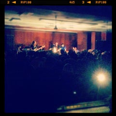 Photo taken at First Unitarian Church by Becca L. on 4/14/2012
