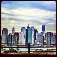 Photo taken at Brooklyn/Queens Expressway (BQE) by Sarah C. on 5/30/2012