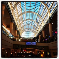 Photo taken at Roosevelt Field by Jonathan R. on 10/30/2011