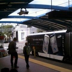 Photo taken at West Portal MUNI Metro Station by Carolyn K. on 8/26/2012