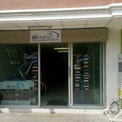 Photo taken at M&M Bike by ikij s. on 9/17/2011