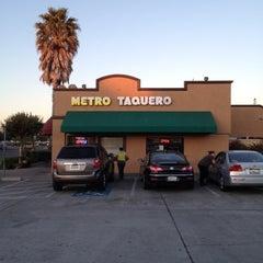 Photo taken at Metro Taquero by Ed S. on 6/28/2012
