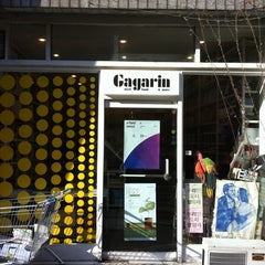 Photo taken at 가가린 (Gagarine) by mknt on 3/16/2011