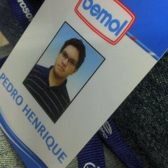 Photo taken at Bemol by Pedro C. on 10/21/2011