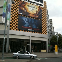 Photo taken at South Bank Cineplex by Max L. on 10/30/2011