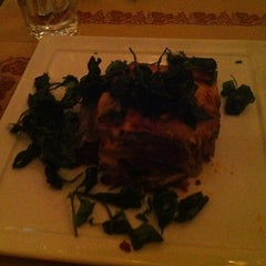 Photo taken at Angelini Osteria by Jules S. on 11/27/2011