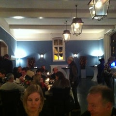Photo taken at Kasteel Oud Poelgeest by Maria V. on 1/12/2012