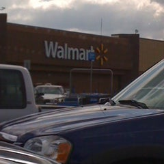 Photo taken at Walmart Supercenter by Gracie M. on 9/6/2011