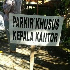 Photo taken at Bpn badung by Aribowo G. on 12/11/2011