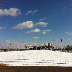 Photo taken at Tiger Lane by Anthony C. on 1/11/2011