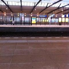 Photo taken at Station Schiedam Centrum by Patrick v. on 2/5/2011
