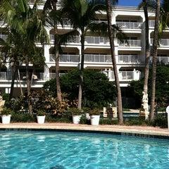 Photo taken at Lago Mar Resort Hotel by Dana S. on 6/21/2011