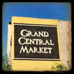 Photo taken at Grand Central Market by Karlyn F. on 8/26/2012