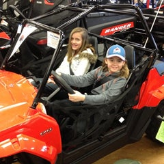 Photo taken at Fay Myers Motorcycle World by Maria F. on 2/11/2012