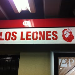 Photo taken at Metro Los Leones by Carola M. on 4/5/2012