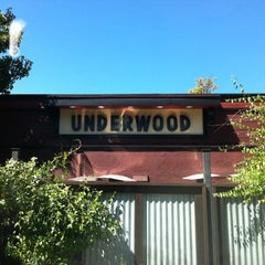 Photo taken at Underwood Bar & Bistro by Tony L. on 8/21/2012