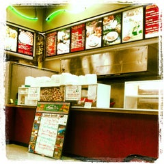 Photo taken at Maria D's Sub Shop by Dirty D. on 4/18/2012