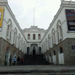 Photo taken at Museo de Arte Contemporaneo by Adriana A. on 2/21/2012