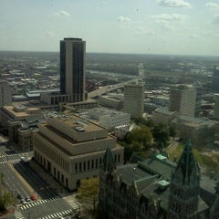 Photo taken at Richmond City Hall by Shell S. on 3/23/2012
