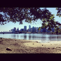 Photo taken at Stanley Park by Jade A. on 9/3/2012
