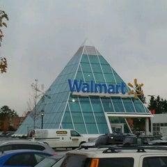 Photo taken at Walmart by Bradley Y. on 10/28/2011