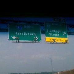 Photo taken at I-83 (Southern PA) by GnarlsDarkley on 9/4/2011