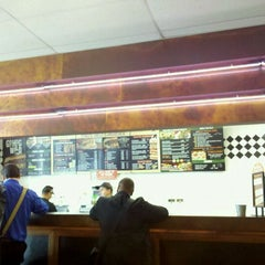 Photo taken at TOGO'S Sandwiches by Ron H. on 11/28/2011