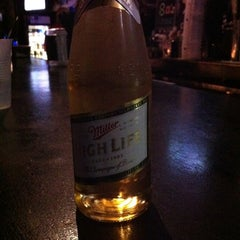 Photo taken at 8e's Bar by Steven B. on 10/8/2011