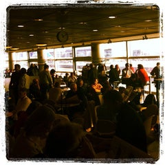 Photo taken at Lufthansa Business Lounge A (Schengen) by Andrey S. on 10/29/2011