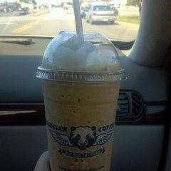 Photo taken at Bearclaw Coffee Co. by Codi L. on 9/26/2011