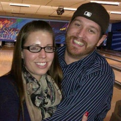 Photo taken at Brunswick Zone by Rob H. on 12/27/2011