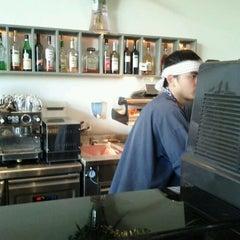 Photo taken at Japanika (ג'פניקה) by Maoz M. on 11/10/2011