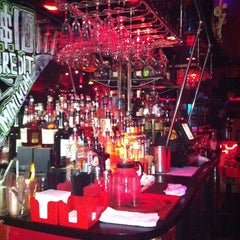 Photo taken at Silk City Diner Bar & Lounge by Sabrina B. on 8/27/2011