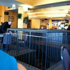 Photo taken at Mitchell's Restaurant, Bar & Banquet Center by Lori W. on 10/5/2011