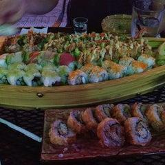 Photo taken at Wasabi Sushi Bar by Alan T. on 6/13/2012
