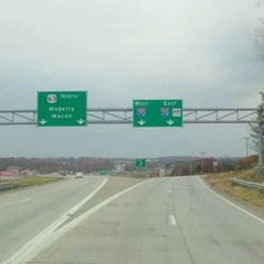 Photo taken at Interstate 70 by Sherie W. on 11/6/2011