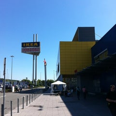 Photo taken at IKEA by John M. on 8/15/2012