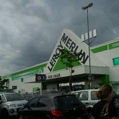 Photo taken at Leroy Merlin by Paulo C. on 1/7/2012