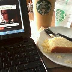Photo taken at Starbucks by Astoriawinediva on 9/5/2012